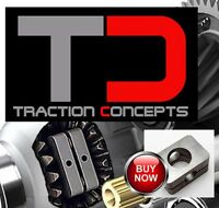 Traction Concepts Limited Slip LSD for differentials from Lancia Beta Coupe 2L