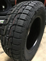 2 NEW 265/70R17 Crosswind A/T Tires 265 70 17 2657017 R17 AT 4 ply All Terrain