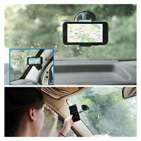 Universal Car Auto ACCESSORIES360° Rotating Phone Windshield Mount GPS Holder