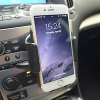Car Dash CD Slot Mobile Cell Phone Holder Mount for Apple iPhone 7 8 X XR XS MAX