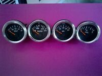 Gauges Kit- Oil Pressure psi Temperature