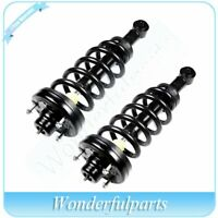 For 2007-13 Lincoln Navigator Complete Struts Shocks Springs Assembly Rear ×2
