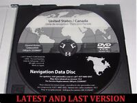 2016 GM Cadillac Buick Chevrolet GMC Navigation DVD Map Update 14.3 23286667.