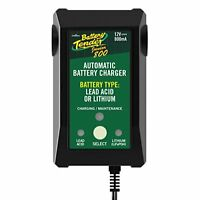 Battery Tender 022-0199-DL-WH Lithium Battery Charger 12V 800mA