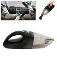 Universal 120W ABS Car SUV Home Handheld Cordless Dry and Wet Vacuum Cleaner Kit