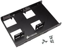 SSD Mounting Bracket Dual Mount Desktop Computer Case Solid State Drive PC New