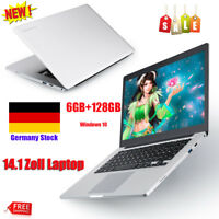 X8 Pro14.1 Zoll Intel Windows 10 Netbook 6GB+128GB Dual WIFI Laptop Notebook PC
