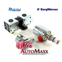AODE 4R70W Ford Transmission Solenoid New 3 Piece Set 1998-04