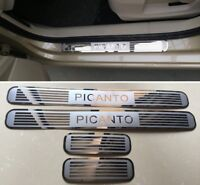 Kia Picanto Side Door Scuff Plate Car Accessories Exterior Mouldings Cars Style
