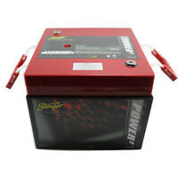 Stinger SPP2250 Car Audio Battery 2250A 6000 Watts SPP Series Dry Cell