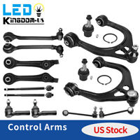 Front Suspension Control Arm Kit(14pc) For 05-10 Chrysler 300 Dodge Charger RWD