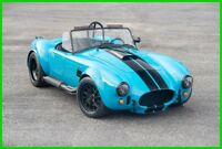 1965 Shelby Cobra (Backdraft Racing) 5.0 Coyote Mexico Blue, Absolute blast to drive, Big and Tall Edition, FINANCING AVAILABLE