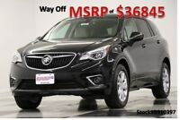 2019 Buick Envision MSRP$36845 Envision Preferred AWD Ebony Twilight New Heated Leather Camera Remote Start Envision AWD Power Liftgate 18 2018 19