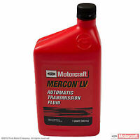 Genuine Ford Fluid XT-10-QLVC MERCON-LV Automatic Transmission Fluid - 1 Case