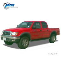 Sand Blast Textured Extension Style Fender Flares Fits Toyota Tacoma 95-04