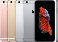 Apple iPhone 5 6 6s Plus Space Silver Rose Gold FACTORY UNLOCKED Sealed Warranty