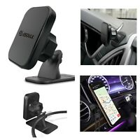 Esoulk 360° Magnetic Car Mount Holder Stand Stick On Dashboard For Cell Phone