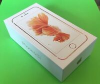 NEW Apple iPhone 6s - A1633 - 64GB - Rose Gold - Factory Unlocked - Brand New