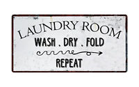 1269HS Laundry Room Wash Dry Fold Repeat 5