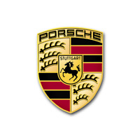 Porsche Precision Cut Decal