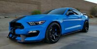 2017 Ford Mustang Shelby GT350 Twin Turbo 835HP Never Registered Twin Turbo Shelby GT350 $60K in Xtras SEMA Display Grabber Blue