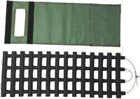 NovelBee Heavy-Duty Rubber Emergency Car Recovery Track Mat for Vehicle Tire