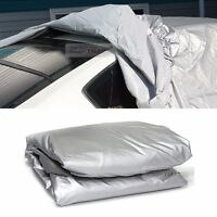 Car Cover Waterproof Sun UV Snow Dust Rain Resistant Protection For All Sedan