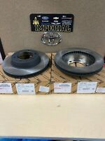 TOYOTA GENUINE OEM NEW 2005-2019 TACOMA 4WD OEM FRONT DISC BRAKE ROTORS qty 2