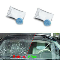 10x Car Auto Windshield Washer Cleaning Solid Effervescent Tablets Accessory Kit