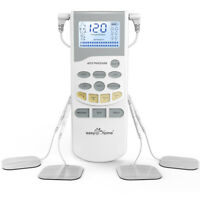 Easy@Home Professional Grade TENS Unit Electronic Pulse Massager EHE012PRO