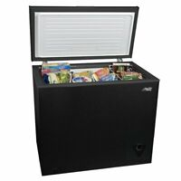 BRAND NEW! Arctic King 7 cu.ft. Chest Freezer - Black - FREE SHIPPING