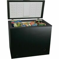 Arctic King 7 cu ft. Chest Freezer - Black New In Box Free Shipping