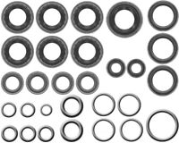AC A/C System O-Ring Kit Gasket Seals Washer Oring Santech Rapid Seal Repair Kit