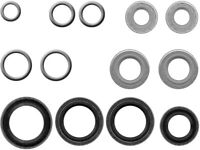 AC A/C System O-Ring Kit Gasket Washer Oring Santech Rapid Seal Repair Kit