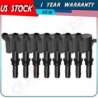 pack of 8 Ignition Coils for 2004 2005 2006 2007 2008 2009 2010 Ford F-150 5.4L