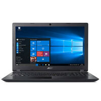 Notebook ACER 2519 Intel Quad Core 4x 2,56GHz - 1000 GB - 8GB - WINDOWS 10 Pro