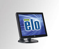 ELO, 1515L 15-INCH LCD DESKTOP, WW, ACCUTOUCH (RESISTIVE) SINGLE-TOUCH, USB