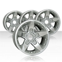 REVOLVE 16x8 Silver Wheel for 2001-2005 Chevy S-10 (Set of 4)