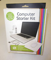 Computer Starter Kit Apple Macbook, Mac, Laptop, Desktop, PC Windows - DGCOMUBD