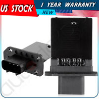 New Front Heater Blower Motor Resistor For 2004-2013 Ford F-150 #973-444 4P1361
