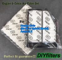 Engine And Cabin Air Filter For CIVIC 2012-15 & ILX 2013-15 AF6171 C35519