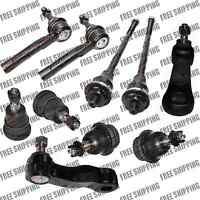 New Front End Kit Tie Rod End For Chevrolet Truck HD Silverado Serie 01-10
