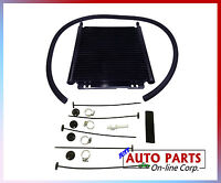 UNIVERSAL OIL COOLER KIT DODGE FORD JEEP LINCOLN PONTIAC GMC CADILLAC OLDSMOBILE
