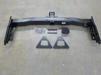 2014-2017 Jeep Cherokee Hitch Receiver Kit