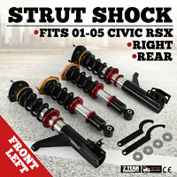 Coilovers Suspension Kit For Honda Civic RSX EP3 EM2 01-05 Front Left RearRight