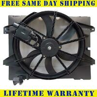 Radiator Cooling Fan Assembly For Lincoln Town Car Ford Crown Victoria FO3115157