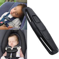 Baby Safety Car Seat Strap Seat Belt Cover Child Chest Harness Clip Safe Buckle