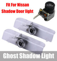 LED Car Door Welcome Laser Projector Logo Courtesy Ghost Shadow Light for Nissan
