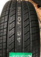 4 NEW 225/65R17 Federal Couragia XUV Tires 225 65 17 R17 2256517 225-65-17 SUV