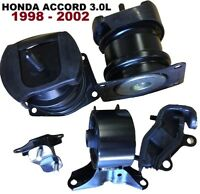 9R3518 5pc Motor Mounts fit AUTO 3.0L Honda Accord 1998 - 2002 Engine and Trans